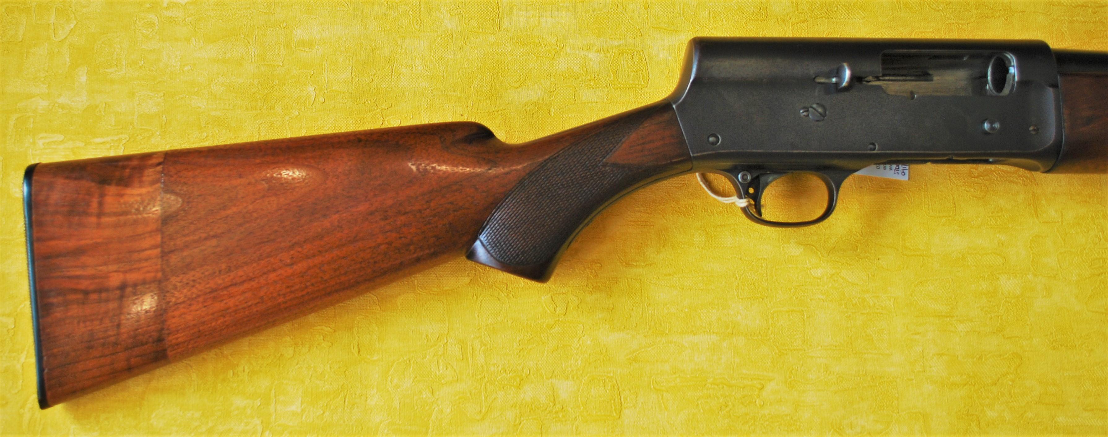 Shotgun history remington semi auto Gangster Gun: