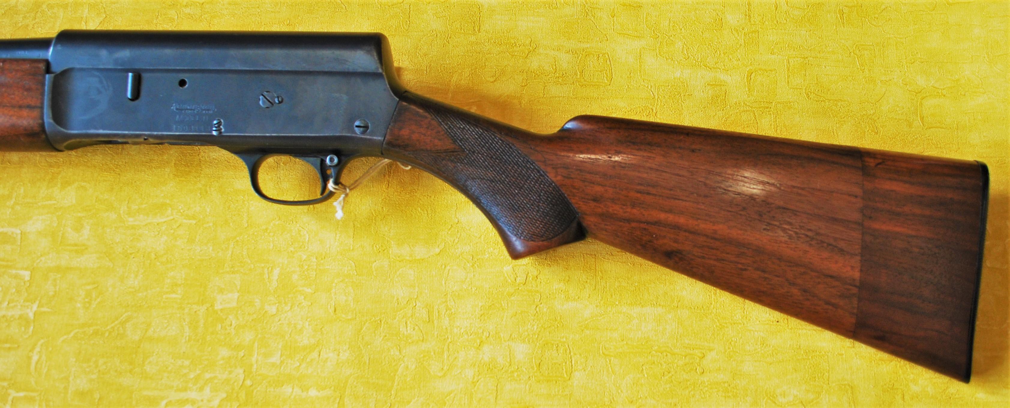History auto shotgun remington semi The 28